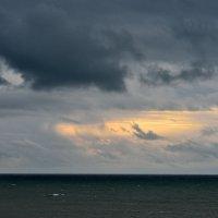 Зимнее море :: Александр Бессараб