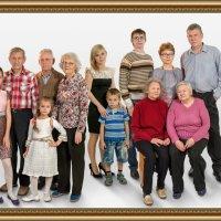 Большая семья :: Ринат Валиев