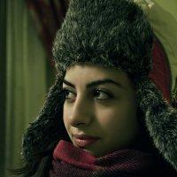 девчонка в шапке.... :: Elen Balasanyan