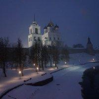 Кремль во Пскове, :: Валентина Папилова