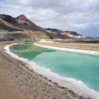Каналы Мёртвого моря :: Алексей Окунеев