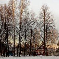 Домик в деревне - 1 :: Фотогруппа Весна.