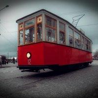 Ретро - трамвай :: Игорь Вишняков