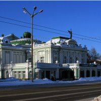 Театр :: раиса Орловская