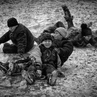 На горке. :: Александр Степовой