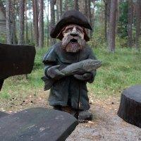 Музей леса. Куршская коса. :: Дмитрий Иншин
