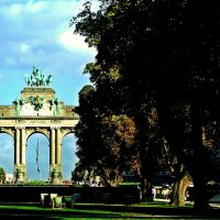 Триумфальная арка :: Александр Корчемный