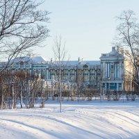 Екатерининский дворец. :: Сергей Залаутдинов