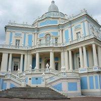 Павильон Катальная горка (1762 -1774) :: Елена Павлова (Смолова)