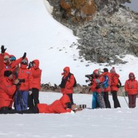 В Антарктиде - все фотографы :: Геннадий Мельников