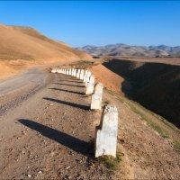 Бескрайние просторы Таджикистана :: Георгий Ланчевский