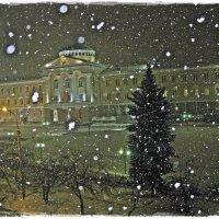 Падает СтароНовогодний Снег... :: muh5257