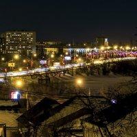 Вечерний мост.. :: Юрий Стародубцев