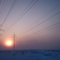 Не угасаемая сила энергии... :: Sergey Apinis
