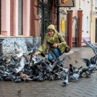 Голуби :: Андрей Коротеев