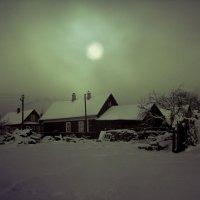 В лунном сиянии :: Алла Шулепина