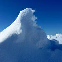 Снеговики вдоль дороги :: Валерий Талашов