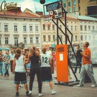 женский баскетбол :: Наталия Квас