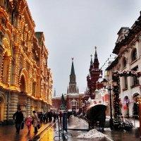 Никольская улица :: Ирина Князева