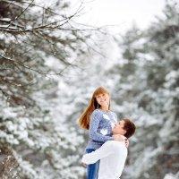 Теплые отношения холодной зимой) :: Артем Воробьев