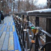 На мосту влюбленных 2 :: Ростислав