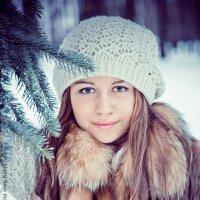 Зимний портрет :: Екатерина Ветловская