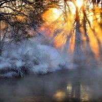Закатное возгорание...7 :: Андрей Войцехов