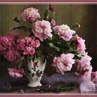 Запах пионов :: Лидия (naum.lidiya)