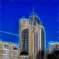 Киевский  храм Мамоны :: Владимир Бровко