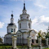Церковь Успения Божией Матери, Б.Болдино, Нижегородская область :: Николай В