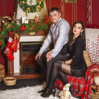 Рождественский вечер :: Ksenya DK