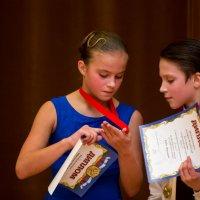 Медаль :: Оксана Пучкова