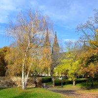 Осень Вышеграда :: Ольга