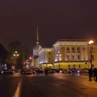 Адмиралтейство. :: Ирина Нафаня