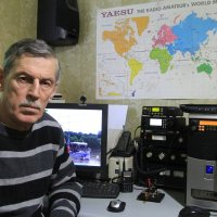 Портрет  ДРУГА --  RA0J - His Call sign ... :: JT --------      SHULGA  Alexei