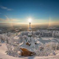 Рождественское гало :: Владимир Чуприков