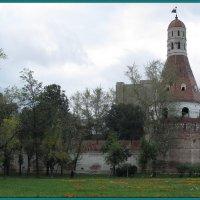 Солевая  башня Симонова монастыря :: Николай Дони