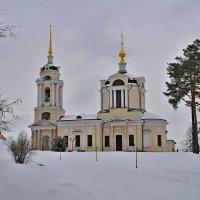 Церковь Иконы Божией Матери Знамение :: Андрей Куприянов