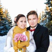 Свадьба Алины и Владимира :: Дарина Козловская