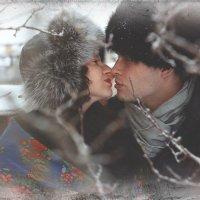 зимний поцелуй :: Юлия Павлова