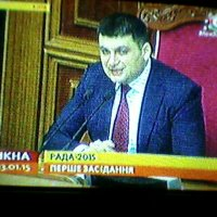 Скипер Украинского Парламента :: Миша Любчик
