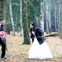 С юмором на свадьбе (4C4A4765_CR) :: Виктор Мушкарин (thepaparazzo)