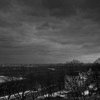 На склонах Днепра :: Ростислав