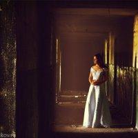 The girl in a wedding dress :: Олег Щенников