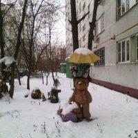 Позабытые игрушки... :: Ольга Кривых