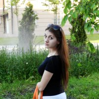 Летняя прогулка :: Юлия Шабалдина
