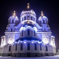 Новочеркасский храм :: Василий Албул