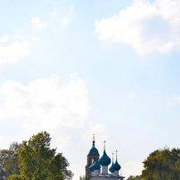 ЯРОСЛАВЛЬ, ПО ВОЛГЕ :: Виктор Осипчук