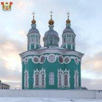 Смоленск. Успенский кафедральный собор :: Алексей Шаповалов Стерх