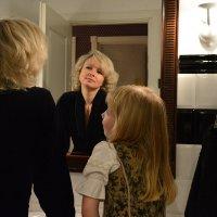 Я тоже буду такой красивой? :: Ирина Данилова